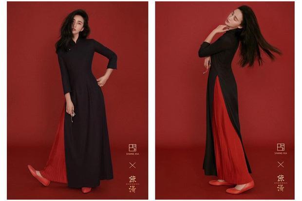 Netizen dậy sóng khi thấy nhiếp ảnh gia Trung Quốc ngang nhiên biến áo dài Việt Nam thành thiết kế của mình-3