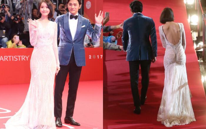Seo Ye Ji và Yoona bức tử vòng 1 khiến dân tình hoa mày chóng mặt-2
