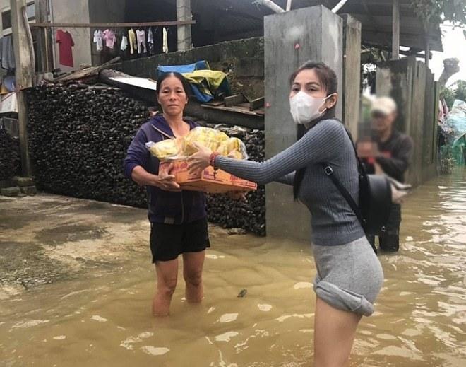 Cứu trợ miền Trung, loạt sao Việt bị chỉ trích với lý do không tưởng-3
