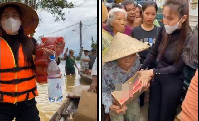 Cứu trợ miền Trung, loạt sao Việt bị chỉ trích với lý do không tưởng-2