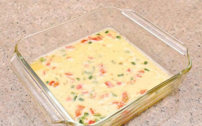 3 cách làm bữa sáng nhanh gọn nhẹ với trứng, 5 phút có ngay món ngon-5