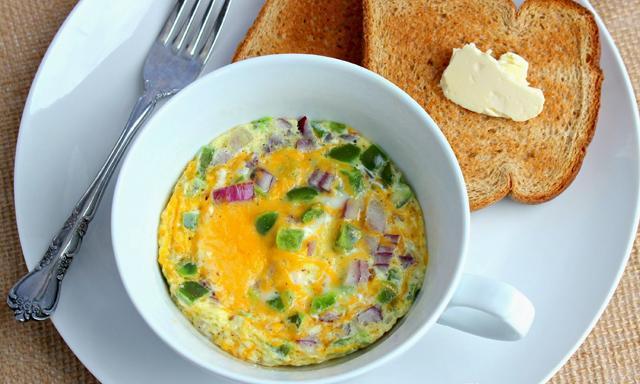 3 cách làm bữa sáng nhanh gọn nhẹ với trứng, 5 phút có ngay món ngon-6