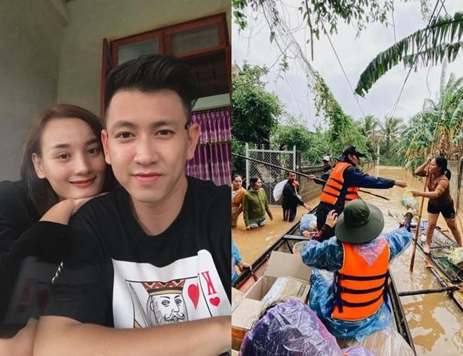 Phản ứng của chồng Việt kiều khi Lê Thúy làm từ thiện tới mức âm tiền nhà-3