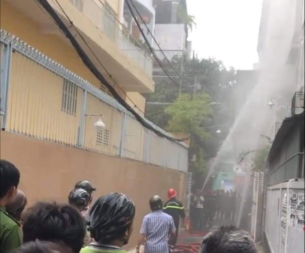 Người phụ nữ tử vong trong ngôi nhà bốc cháy: Ghê sợ trước lời khai máu lạnh của kẻ giết người-1