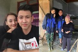 Phản ứng của chồng Việt kiều khi Lê Thúy làm từ thiện tới mức âm tiền nhà