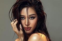 Khánh Vân trả lời cực khéo khi được hỏi: 'Muốn nắm tay ai nếu lọt top 2 Miss Universe?'