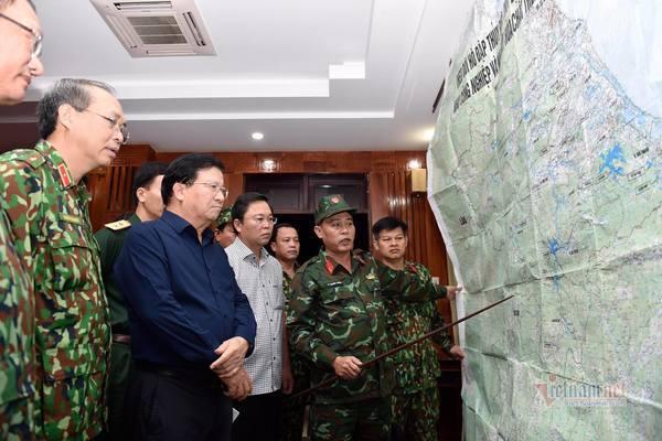 Nóng: 2 vụ sạt lở đất ở Quảng Nam vùi lấp 53 người, 7 thi thể được tìm thấy-2