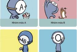 Đo mức độ trí tuệ cảm xúc của nhóm máu A - B - AB - O