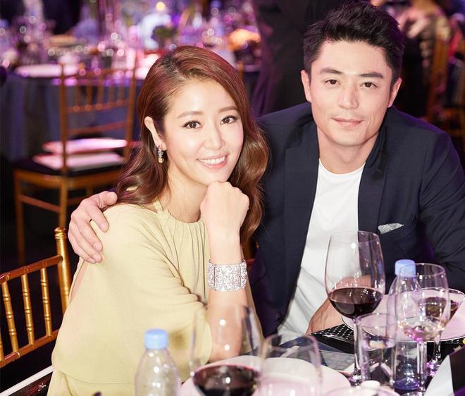 4 năm hôn nhân sóng gió của Lâm Tâm Như - Hoắc Kiến Hoa-2
