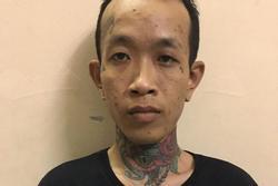 Truy nã gã thợ xăm đánh chém người ở Sài Gòn