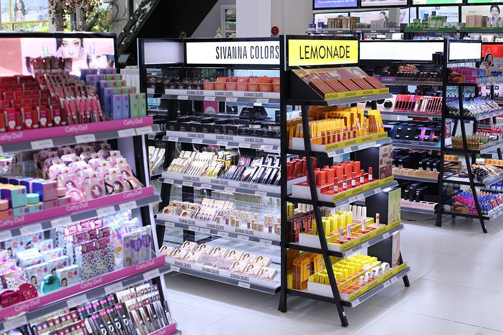Chuỗi bán lẻ mỹ phẩm AB Beauty World tung 'deal hot' mừng siêu thị thứ 3-3