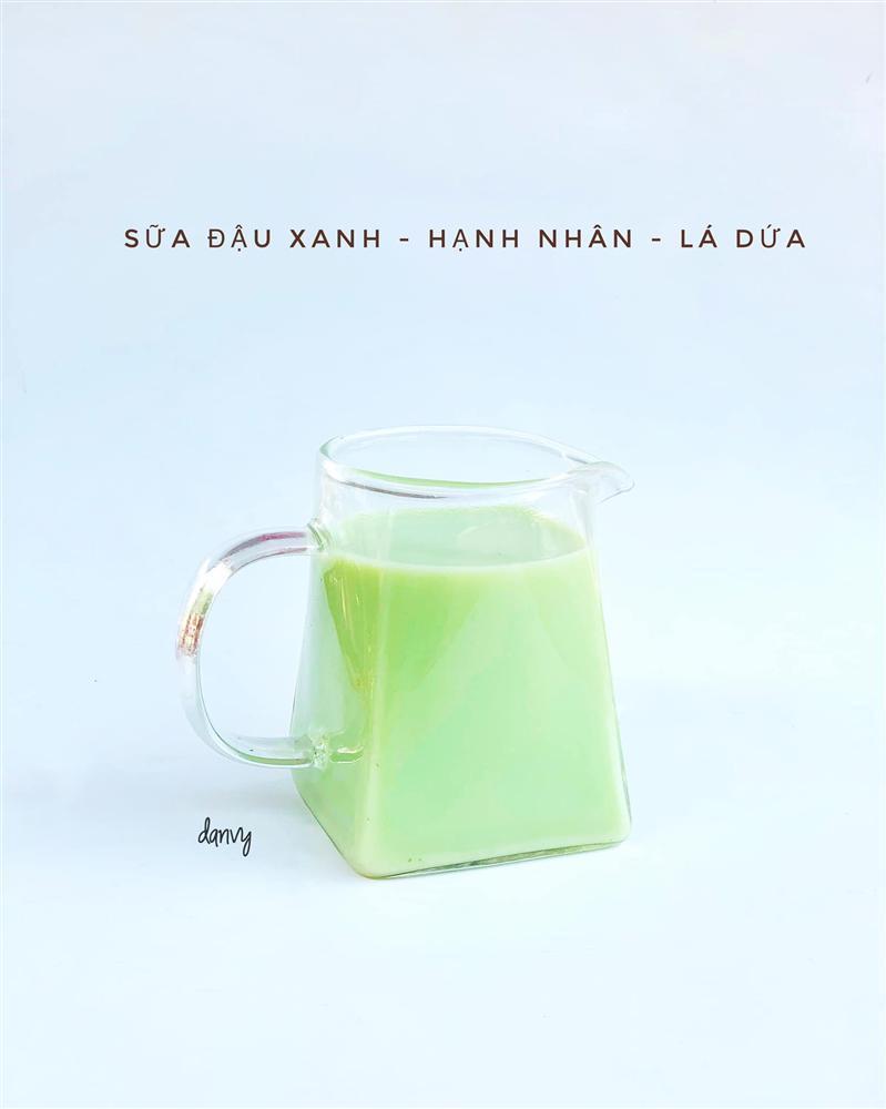 Mẹ đảm bật mí cách tạo màu sắc cho sữa hạt giúp bé uống ngoan mỗi ngày-2