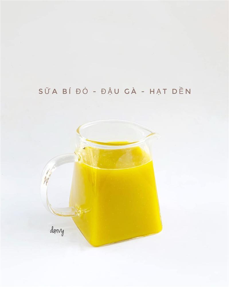 Mẹ đảm bật mí cách tạo màu sắc cho sữa hạt giúp bé uống ngoan mỗi ngày-6