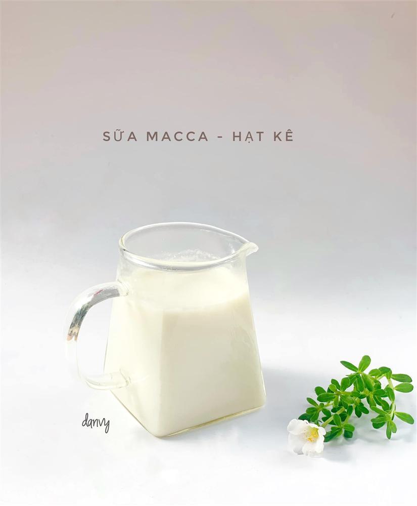 Mẹ đảm bật mí cách tạo màu sắc cho sữa hạt giúp bé uống ngoan mỗi ngày-9