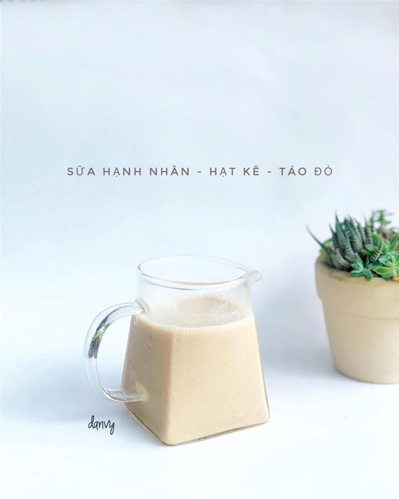Mẹ đảm bật mí cách tạo màu sắc cho sữa hạt giúp bé uống ngoan mỗi ngày-10
