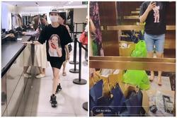 Ngọc Trinh shopping không nhìn giá: Quẹt bill 38 triệu chỉ cần 1 tích tắc