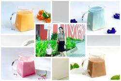 Mẹ đảm bật mí cách tạo màu sắc cho sữa hạt giúp bé uống ngoan mỗi ngày