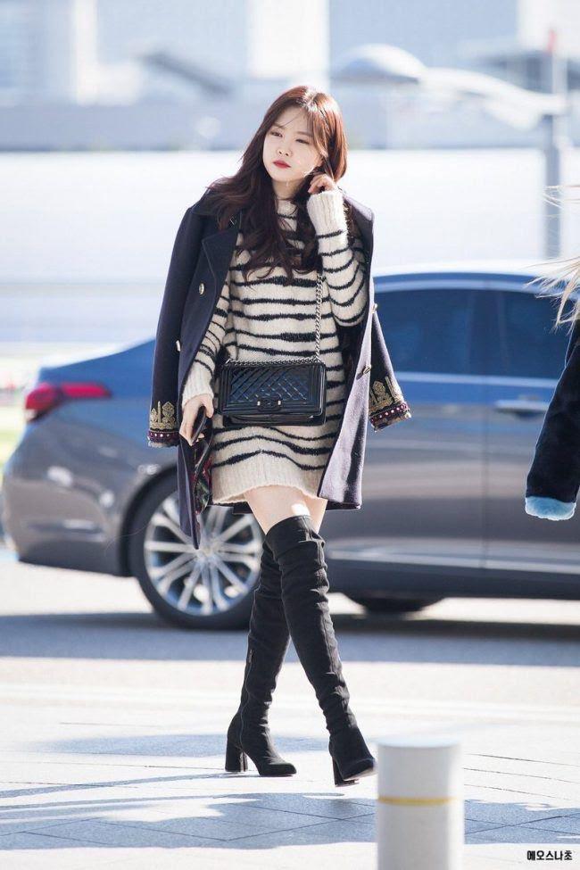 Nữ idol Kpop sở hữu style siêu đỉnh, mặc gì cũng lập tức cháy hàng-10