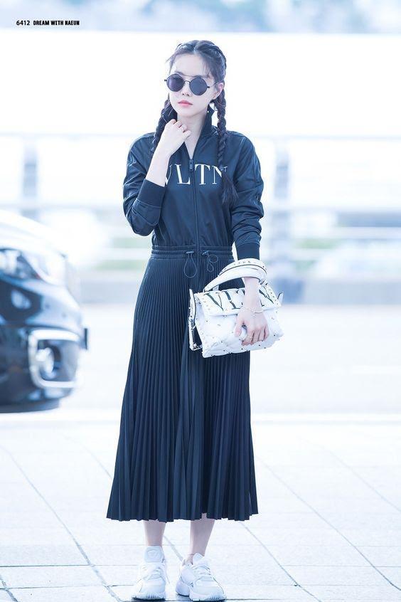 Nữ idol Kpop sở hữu style siêu đỉnh, mặc gì cũng lập tức cháy hàng-12