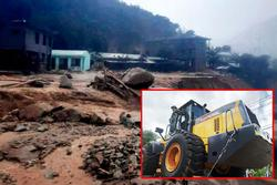 Tiếp tục lở núi ở Quảng Nam, 11 người bị vùi lấp, đã tìm thấy 3 thi thể