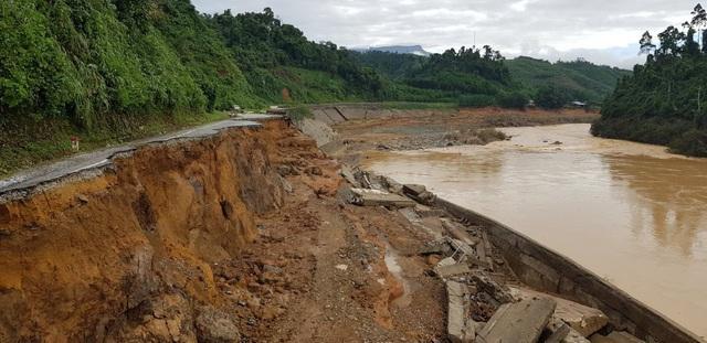 Tiếp tục lở núi ở Quảng Nam, 11 người bị vùi lấp, đã tìm thấy 3 thi thể-2