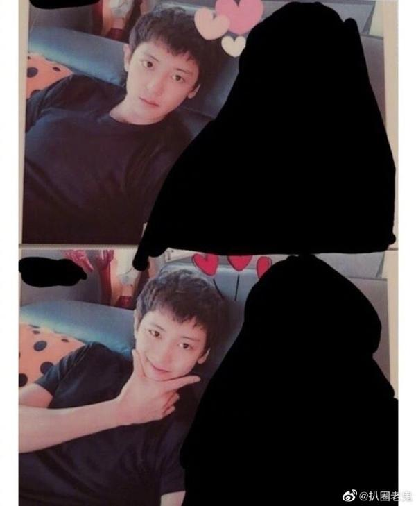 Fan Trung trổ tài thám tử minh oan Chanyeol EXO không bắt cá trăm tay-4
