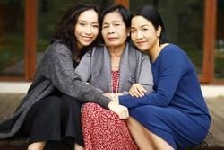 Bất ngờ nhan sắc 3 thế hệ nhà diva Mỹ Linh