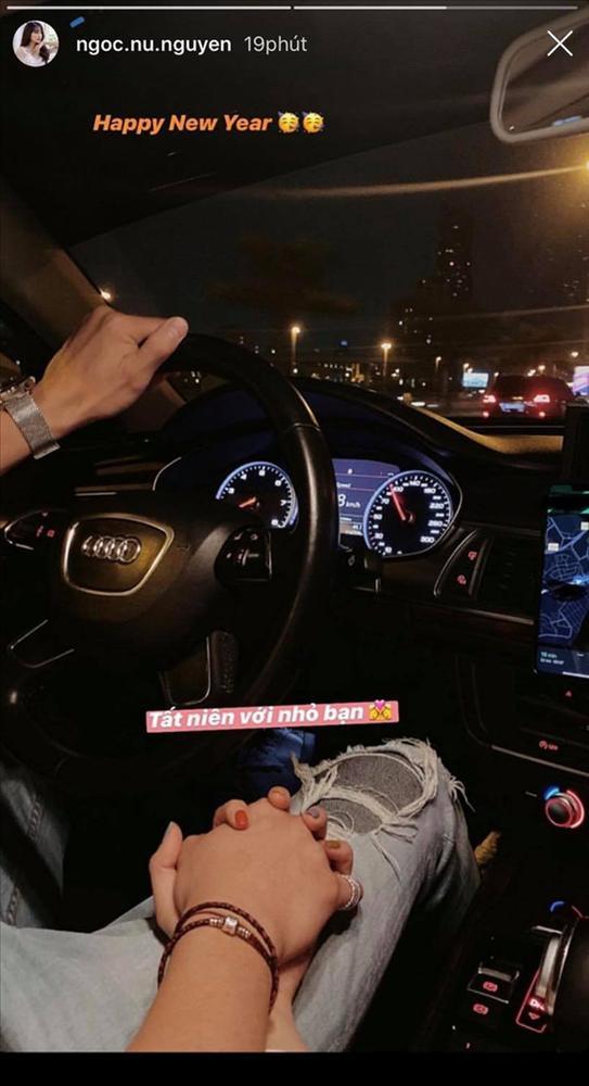 Ngọc Nữ tiết lộ mới mất đi tình yêu, có phải đã chia tay chàng trai lái xe Audi?-1