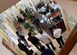 Nóng: Táo tợn xông vào cướp ngân hàng ở Hòa Bình, cuỗm đi hơn 200 triệu