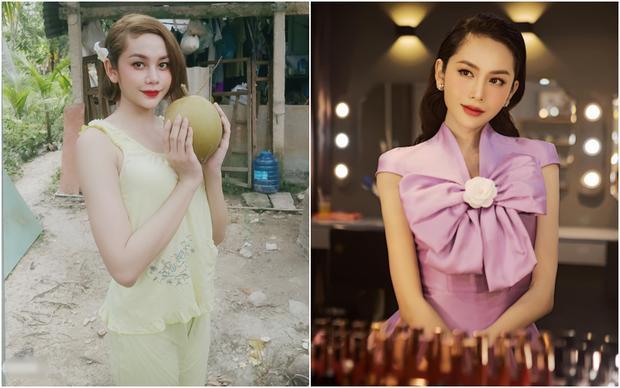 Thí sinh hot nhất Hoa hậu chuyển giới bị đào lại ảnh diện đồ bộ ở quê thời chưa phẫu thuật-1