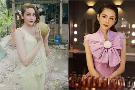 Thí sinh hot nhất Hoa hậu chuyển giới bị 'đào' lại ảnh diện đồ bộ ở quê thời chưa phẫu thuật