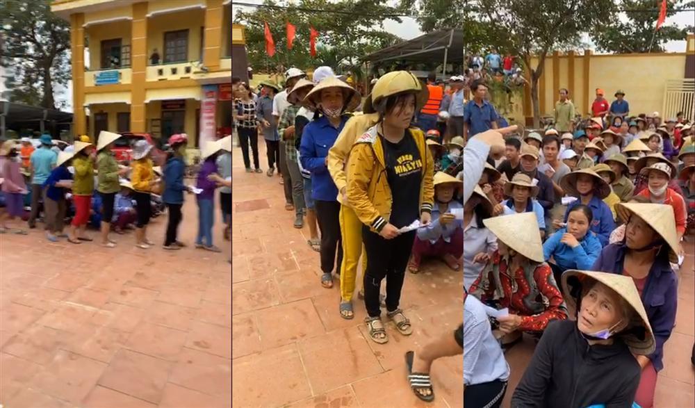 Quảng Bình trả lại số tiền đã thu của gia đình nhận cứu trợ từ Thủy Tiên-4