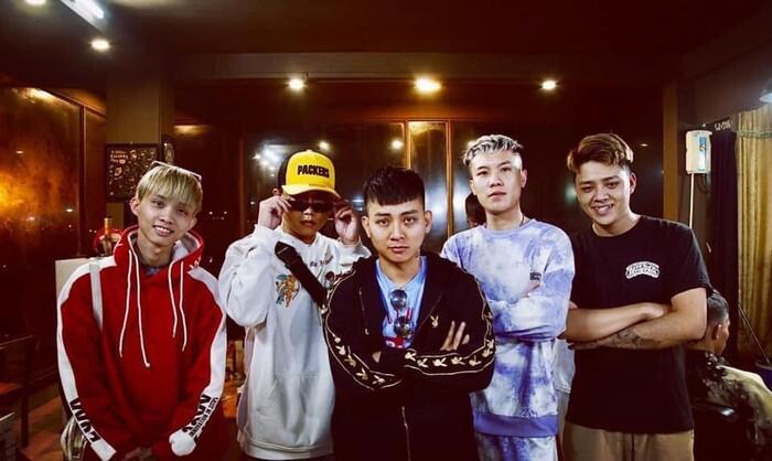 Vai trò của Hoài Lâm trong nhóm nhạc mới: Không chỉ hát chính mà kiêm luôn cả rapper-2