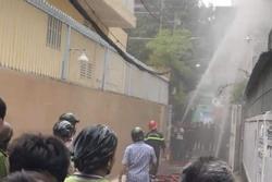 Rùng rợn lời khai nghi phạm giết người phụ nữ rồi đốt nhà phi tang xác ở Sài Gòn