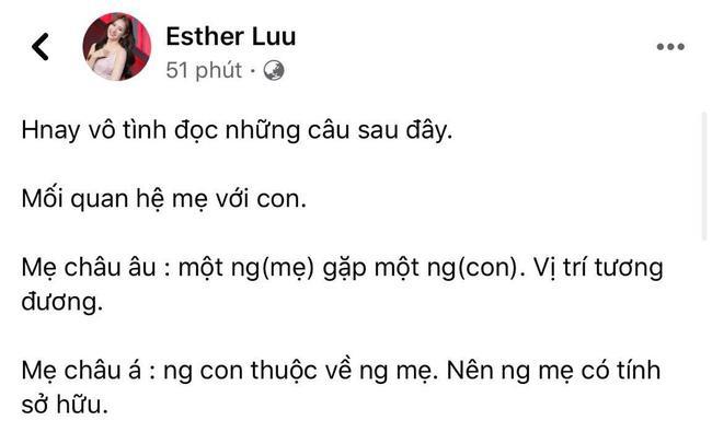 Hari Won gây tranh cãi khi nói những người mẹ châu Á có tính sở hữu con cái-1