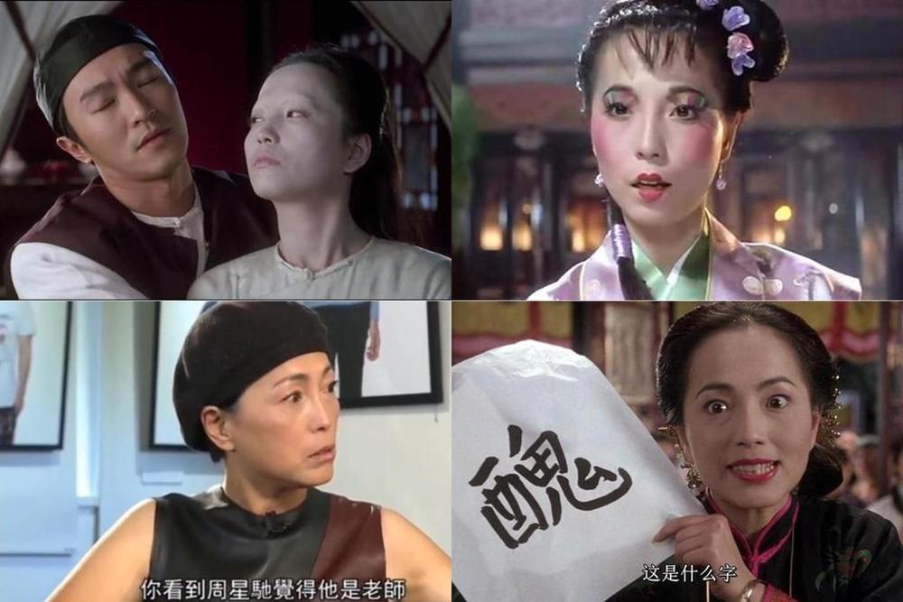 Sao nữ xấu nhất phim Châu Tinh Trì tiết lộ từng thẳng tay đánh chồng-2