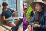 Hà Anh 'phản dame' khi bị chỉ trích 'vô lương tâm, kém xa Thủy Tiên'