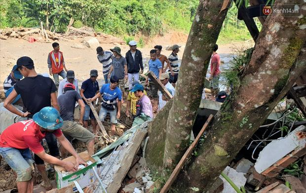 Sạt lở ở Quảng Nam: Người thân nạn nhân kể lại giây phút ám ảnh-2