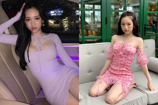 Đăng hình sexy bị mỉa mai con nít ăn mặc thấy gớm, Thúy Vi đáp trả không trượt phát nào-8