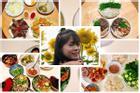 Mâm cơm gia đình ấm cúng, ngon hết nấc đầy món Việt của người vợ 9X tại Nhật Bản