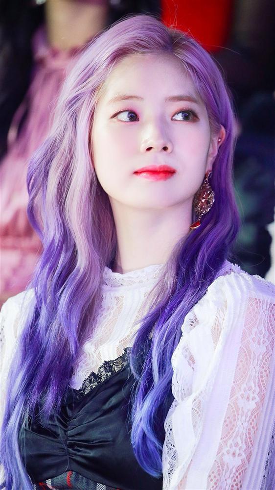Mỹ Tâm - Hari Won - Quỳnh Anh Shyn đu trend tóc tím nhưng chặt chém nổi dàn idol Hàn-7