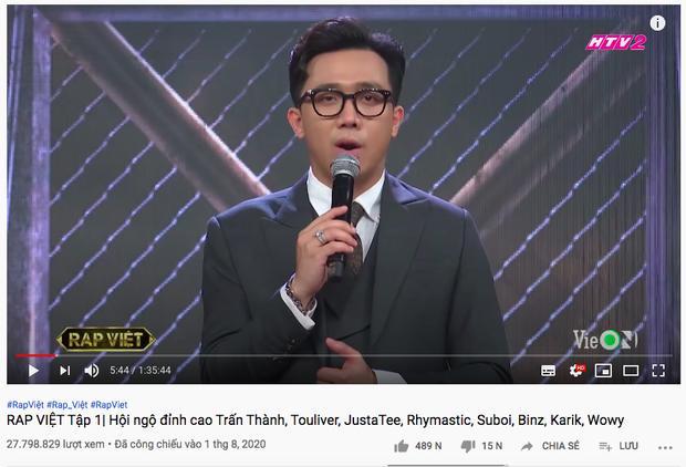 Rapper Hàn Quốc khen thí sinh Rap Việt, dành sự tôn trọng cho dàn HLV-3
