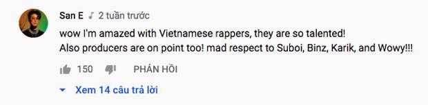Rapper Hàn Quốc khen thí sinh Rap Việt, dành sự tôn trọng cho dàn HLV-2