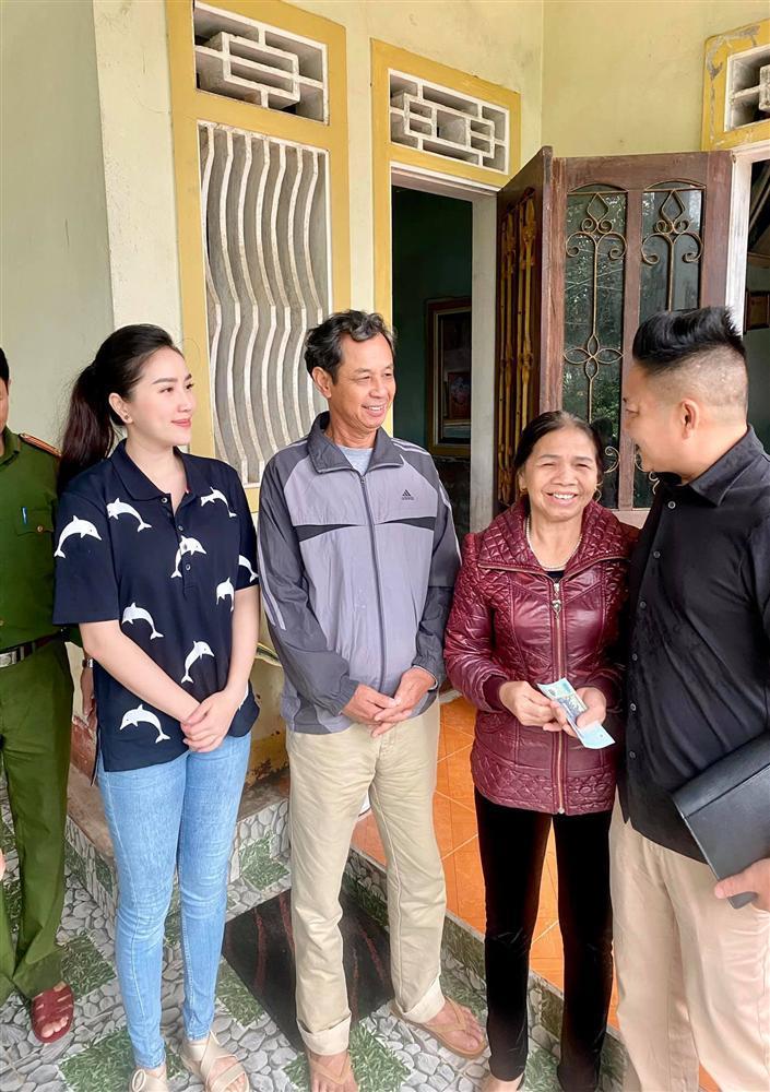 Đại gia Phan Lĩnh lần đầu xuất hiện cùng Bảo Thy sau 1 năm kết hôn-4