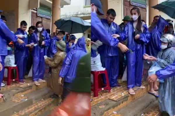 Quảng Bình trả lại số tiền đã thu của gia đình nhận cứu trợ từ Thủy Tiên-2