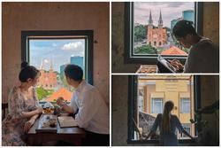 Quy định khắt khe của quán cà phê có ô cửa sổ hot nhất Sài Gòn