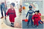 Loạt ảnh hành trình lớn khôn của con trai Trà My Idol khiến ai nhìn cũng tấm tắc: Đẹp trai cực phẩm từ bé-8