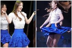 Sao nữ Hàn bất ngờ 'tụt vòng 1' xuống tận bụng, khán giả không khỏi hoang mang