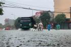 Dự báo thời tiết 31/10: Nghệ An đến Phú Yên có nguy cơ ngập lụt