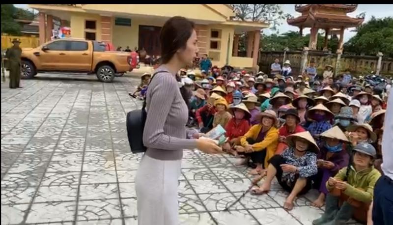 Thủy Tiên chính thức lên tiếng về ồn ào 69 hộ dân bị thu lại tiền, khẳng định sẽ không có tiêu cực xảy ra-4